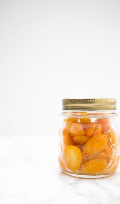 Fermented kumquats