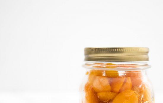 Gefermenteerde kumquats